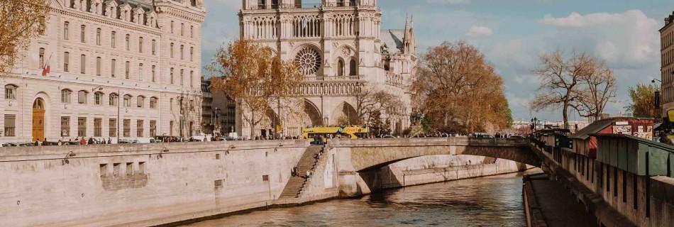 Visitando París